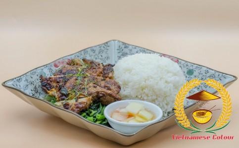 12. Grilled chicken